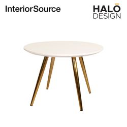 Halo Design Madison Coffee Table White Top