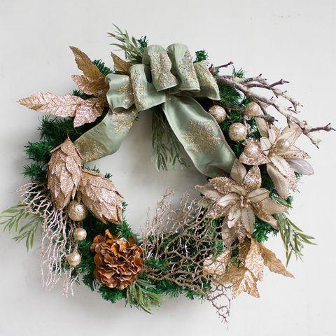 Wreath Large (Blush)