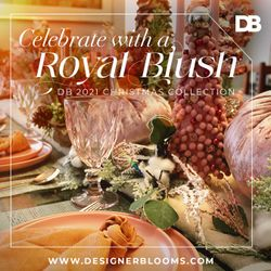 Christmas Designed by Designer Blooms (P15,000 consumable)
