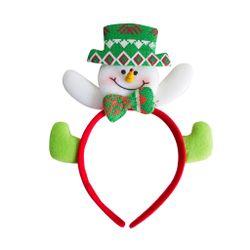 Headband Snowman