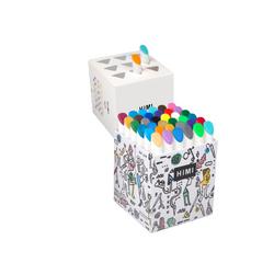 HIMI Silky Crayons