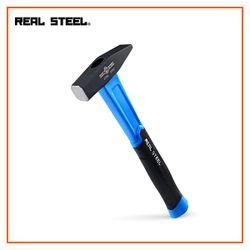 REALSTEEL Machinist Hammer, Jacketed Graphite Handle Premium 300g