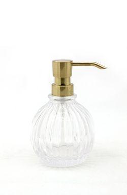 PRIMEO Glass Lotion Dispenser