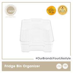 NEST DESIGN LAB Premium Durable Fridge bin Refrigerator Organizer Amazing Gift Idea For Any Occasion!