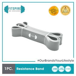 FITSPIRE Premium Latex Resistance Band 208 x 45 x 1.3 cm Exercise Fitness Home Gym Workout Equipment Yoga Amazing Gift Idea For Any Occasion