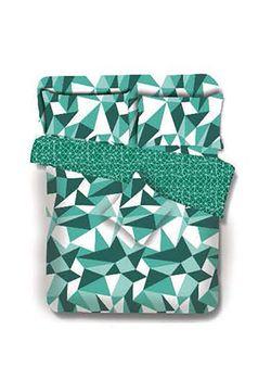 Primeo Premium 220TC Twin Comforter Set, Aqua Comforter, Fitted Sheet, Pillow Case Set of 4