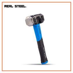 REALSTEEL Sledge Hammer Jacketed Graphite Drilling, Cross Striking Head  Premium