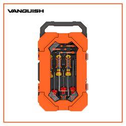 VANQUISH Screwdriver w/ Carry Case Set of 36 Premium
