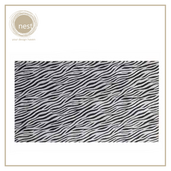 NEST DESIGN LAB Animal Print Carpet