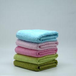 Kinu Bed and Bath Rainbow Bath Towel
