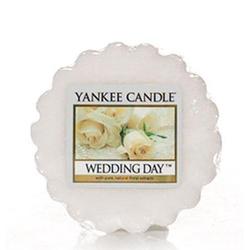 Yankee Candle SCENTED TART WAX WEDDING DAY