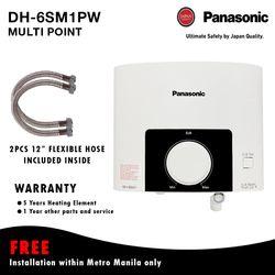 Panasonic DH-6SM1PW Water Heater Multi-point
