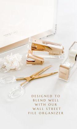 Mayfair & Co. LAFAYETTE Desk Essentials Set