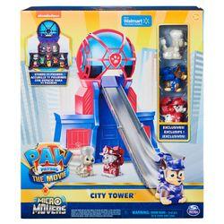 Paw Patrol Micro Movie Tower