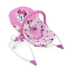 Bright Starts Minnie Stars & Smiles Infant To Toddler Rocker
