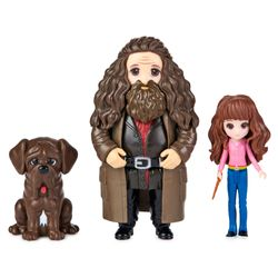 Wizarding World Magical Mini Friendship Pack - Hermione & Hagrid