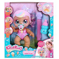 Kindi Kids S5 Nursery  - Bubble 'n Sing Poppi Pearl Doll
