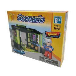 Scenario Blocks Game Center
