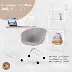 SCANDINAVIAN BLANC STUDY BUNDLE E