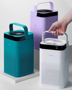 Momax UV C Rechargeable Air Purifier