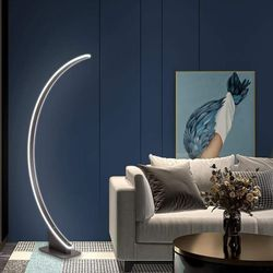 LED Crescent Lamp