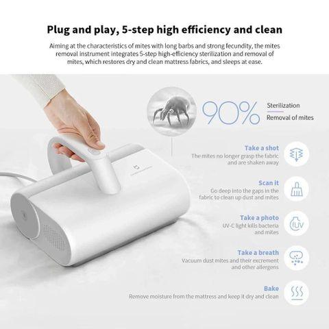 Mijia UV Dustmite Wired Vacuum Cleaner
