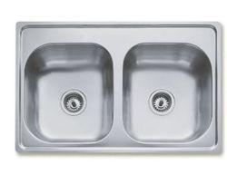 TEKA America 33.22.2B.1H Inlay Sink 4013.6003