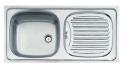 TEKA Universal 860.440.1B.RD Inlay Sink 4013.6101
