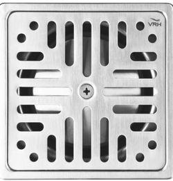 "VRH Floor drain square 2"" W002AS"