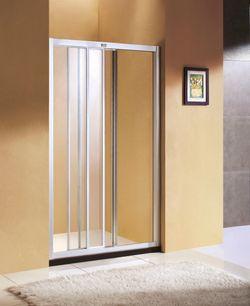 Sannora - 3-Part Sliding Shower Right Door  by Sanitec