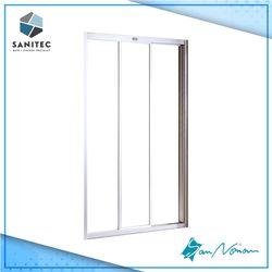 Sannora - 3-Part Sliding Shower LEFT Door by Sanitec