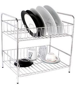 VRH 2-Tiered Dish Rack W106
