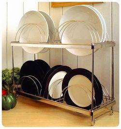 VRH - 2-Tiered Dish Rack  W106L