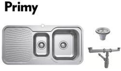 Primy 1.5B.LD Sink 980 x 480mm 3365S.L