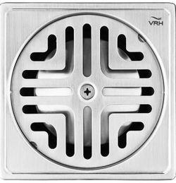 """VRH Floor drain round 2"""" W001AS"""