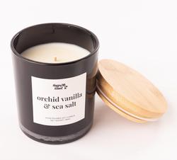Happy Island Orchid Vanilla & Sea Salt Soy Candle