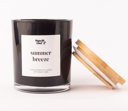 Happy Island Summer Breeze Soy Candle