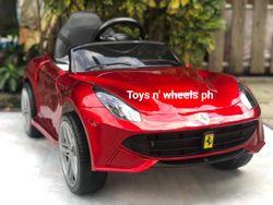 Ferrari Ride on Toy Car