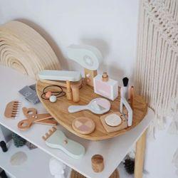 Wooden Vanity Kit