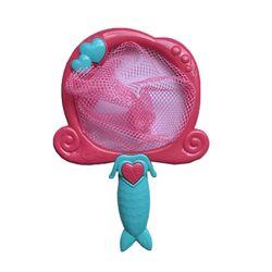 Mermaid Fishing Net Bath Toy