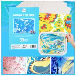 Joan Miro Marbling Float Paper
