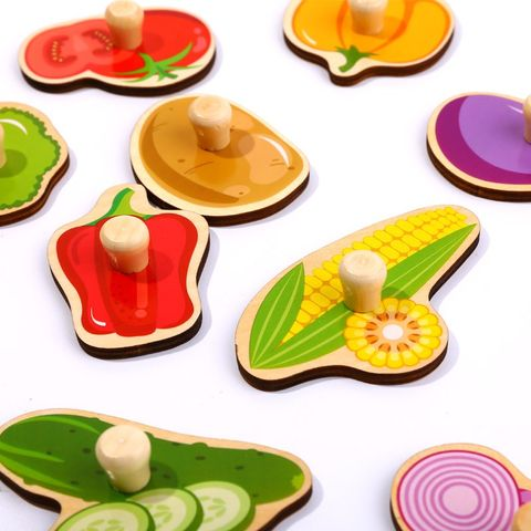 Tooky Toy Vegetable Puzzle