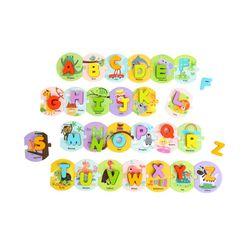 Tooky Toy Alphabet Puzzle(Box)