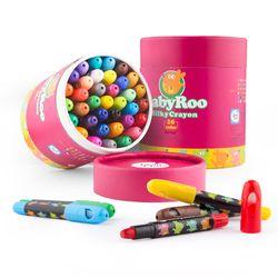 Joan Miro Silky Washable Crayon - Baby Roo 36 Colors