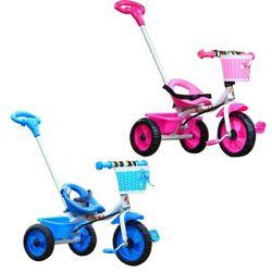 Trolley Bike for Kids with Pushbar