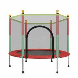 Indoor / Outdoor Trampoline Bouncing Fence for Kids