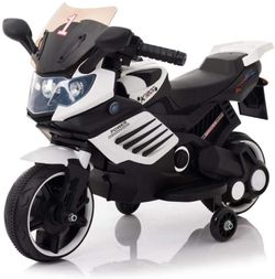 Mini K1200 Kids Rechargeable Ride On Motor with Lights on Wheels