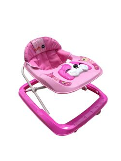 Baby 1st W-5401 Cute Dog Design Walker for Baby