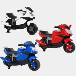Rechargeable Mini BMW 6V Ride-on Toy Motor for Kids
