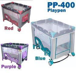 Apruva PP-400 Playpen Space-saver Crib